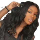 Julee Hair Full Lace Wig 150% Density Body Wave Human Hair Wigs Pre Plucked Virgin Hair