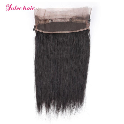 Cheap 360 Lace Frontal Straight Virgin Human Hair 360 Frontal