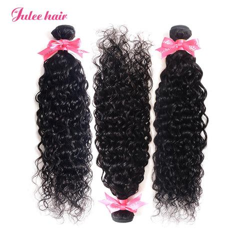 8A Peruvian Virgin Hair 3 Bundles Natural Wave Weave