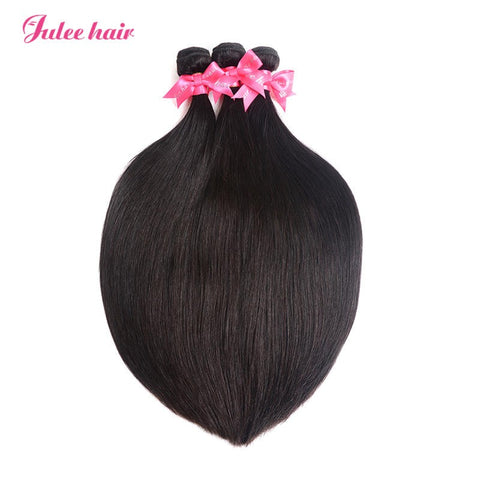 Popular Virgin Peruvian Straight Hair Bundles 3 Items/Lot