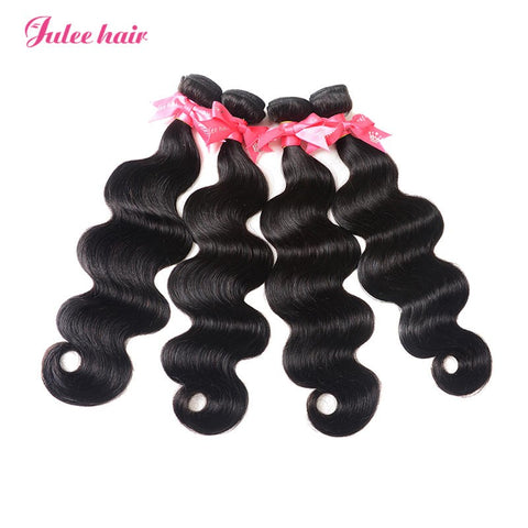 Good Quality Malaysian Body Wave Virgin Hair 4 Bundles