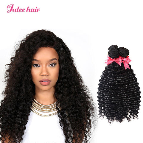High Quality Malaysian Deep Wave Virgin Hair 4 Bundles