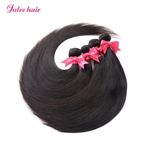 Quality 8A Grade Indian Straight Virgin Human Hair 4 Bundles