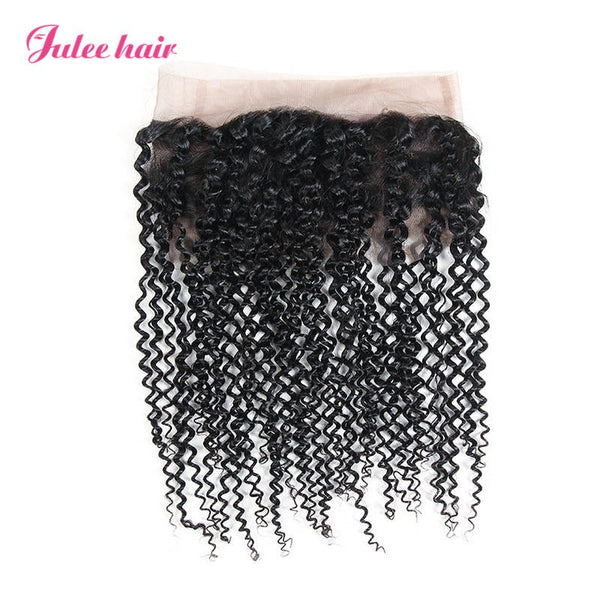 Top Rating 360 Lace Frontal Curly Wave Brazilian Virgin Human Hair