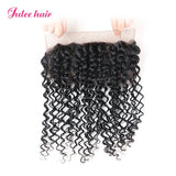 Top Rating 360 Lace Frontal Deep Wave Brazilian Virgin Human Hair