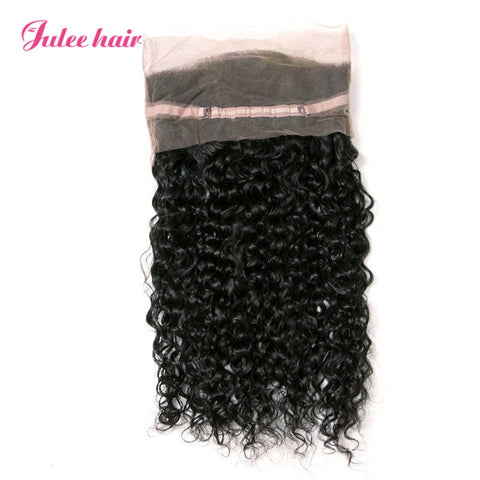Top Rating Virgin 360 Lace Frontal Natural Wave Brazilian Virgin Human Hair