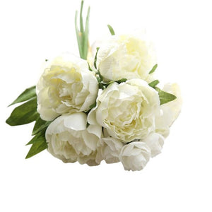 artificial flowers for decoration wedding bouquet silk arrangements in vases wedding decoration flower hanging flores