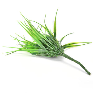 Green Imitation Artificial Grass Leaves