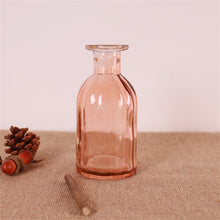 Desktop Decor Flower Glass Vase Bottle For Flower Plant DIY Home Decoration Terrarium Hydroponic Container