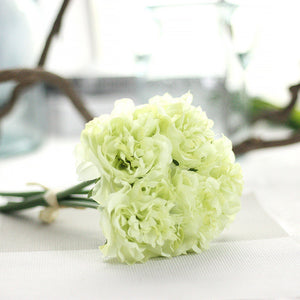 1 Bouquet 5 Head Artificial Hydrangea 6 colors