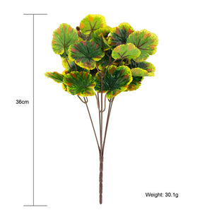 2pcs 54cm Green Hanging Plant Artificial Plant Willow Wall Home Decoration Balcony Decoration Flower Basket Accessories