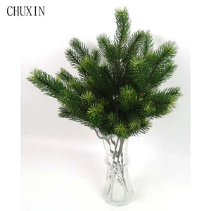 Artificial Pine Tree Branches Decoration