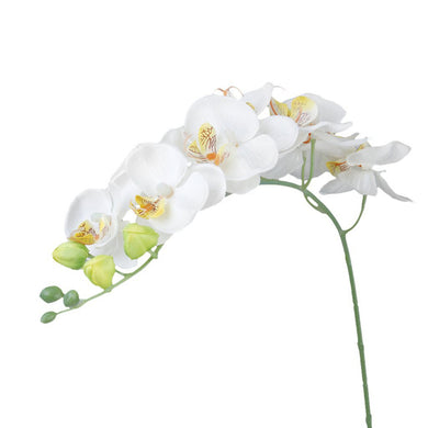 Artificial Butterfly Orchid Flower Plant Home Decoration