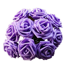 10 Pieces / Pack Artificial Rose Flowers