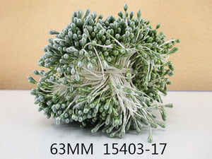 Curly Handmade Artificial Flower Decoration 1700 pieces a pack