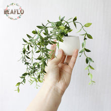 Artificial Silicone Succulent Flowers Bonsai Plant Fridge Magnet For Home Hotel Party Decoration