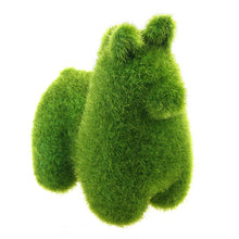 Cool Artificial Fake Faux Emulation Animal Fuzzy Skin for Garden Flower Pot Decor #76758