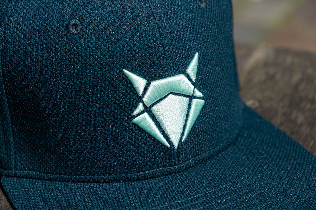 incylence lifestyle cap elements mit incylence logo in mint