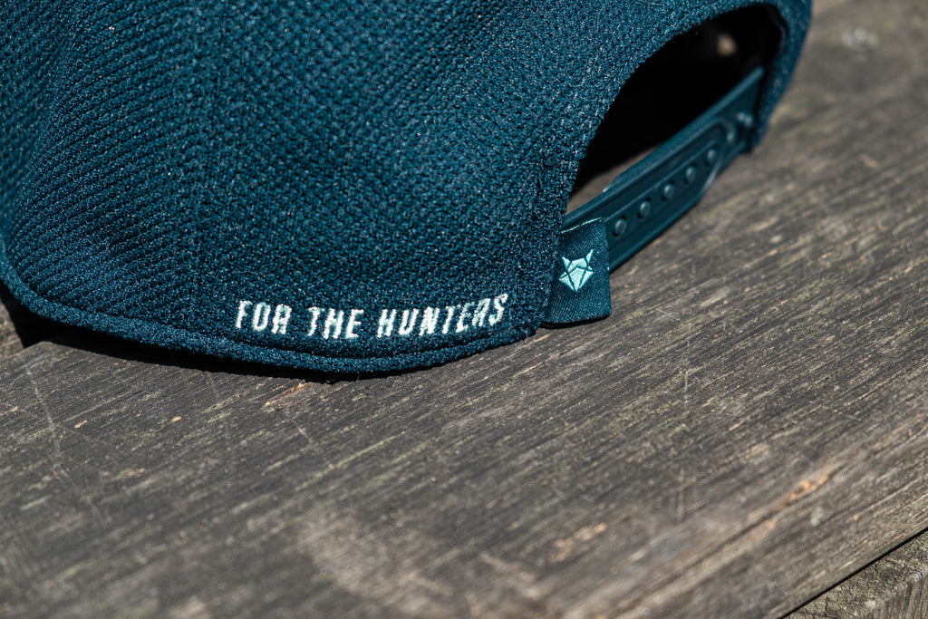 incylence snapback cap mit for the hunters schriftzug