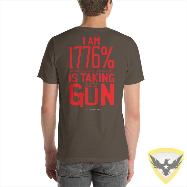 Freedom Shirt Mac Tactical Decals