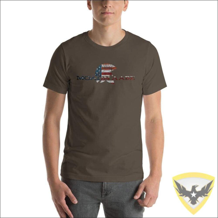 MOAON AABE Spartan 1-sided Shirt Mac Tactical Decals