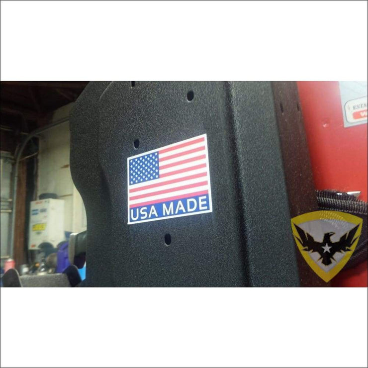 USA Made American Flag Sticker (Multi-Pack) Mac Tactical Decals