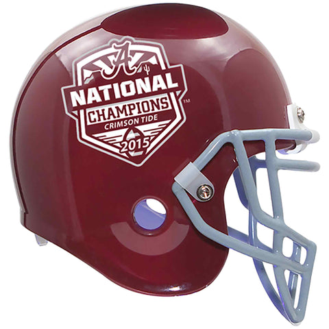 University of Alabama Nat'l Championship - Helmet only