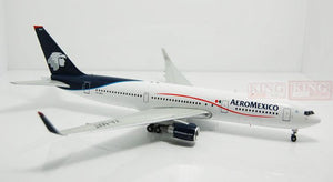 Offer: Wings XX2723 Special JC Mexico Airlines XA-EAT 1:200 B767-200 commercial jetliners plane model hobby