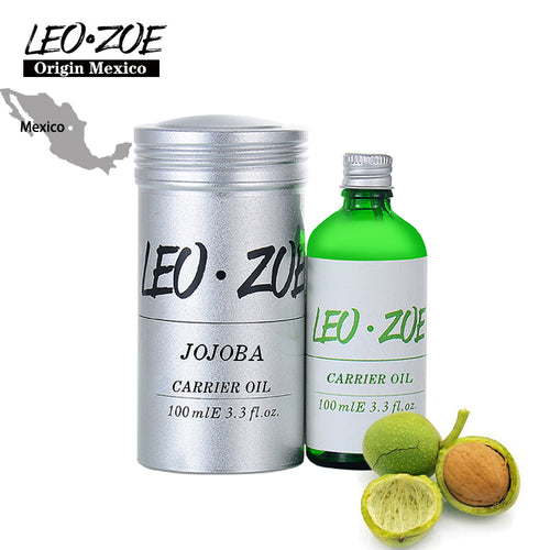 LEOZOE Mexican Jojoba Essential Oil 100ml Oleo Essencial Huile Essentielle