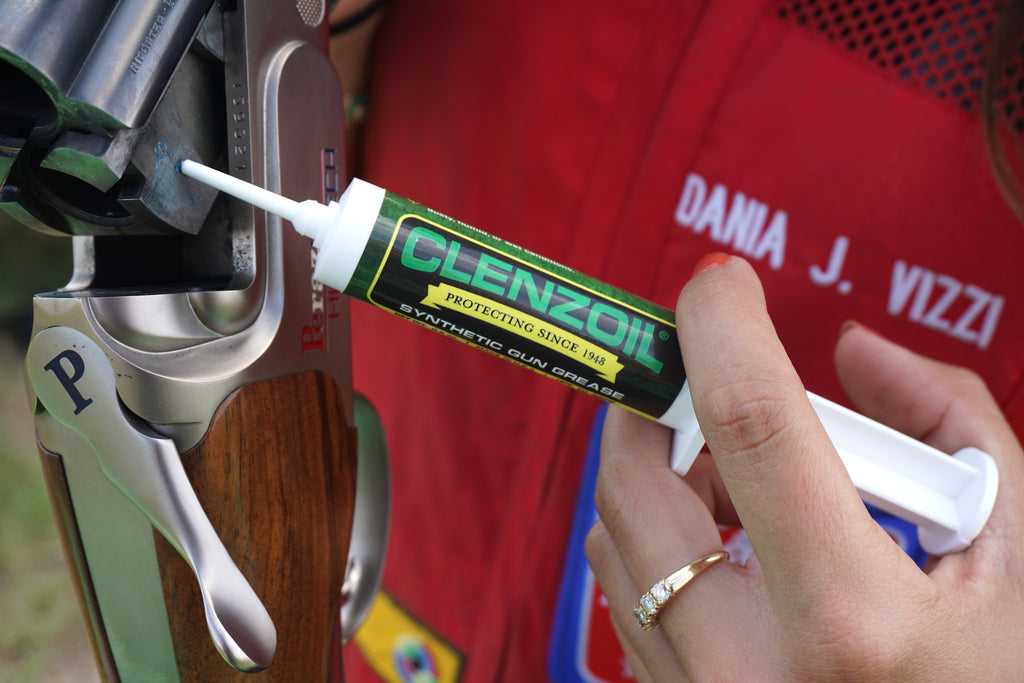 CLENZOIL LAUNCHES ALL-NEW SYNTHETIC GUN GREASE