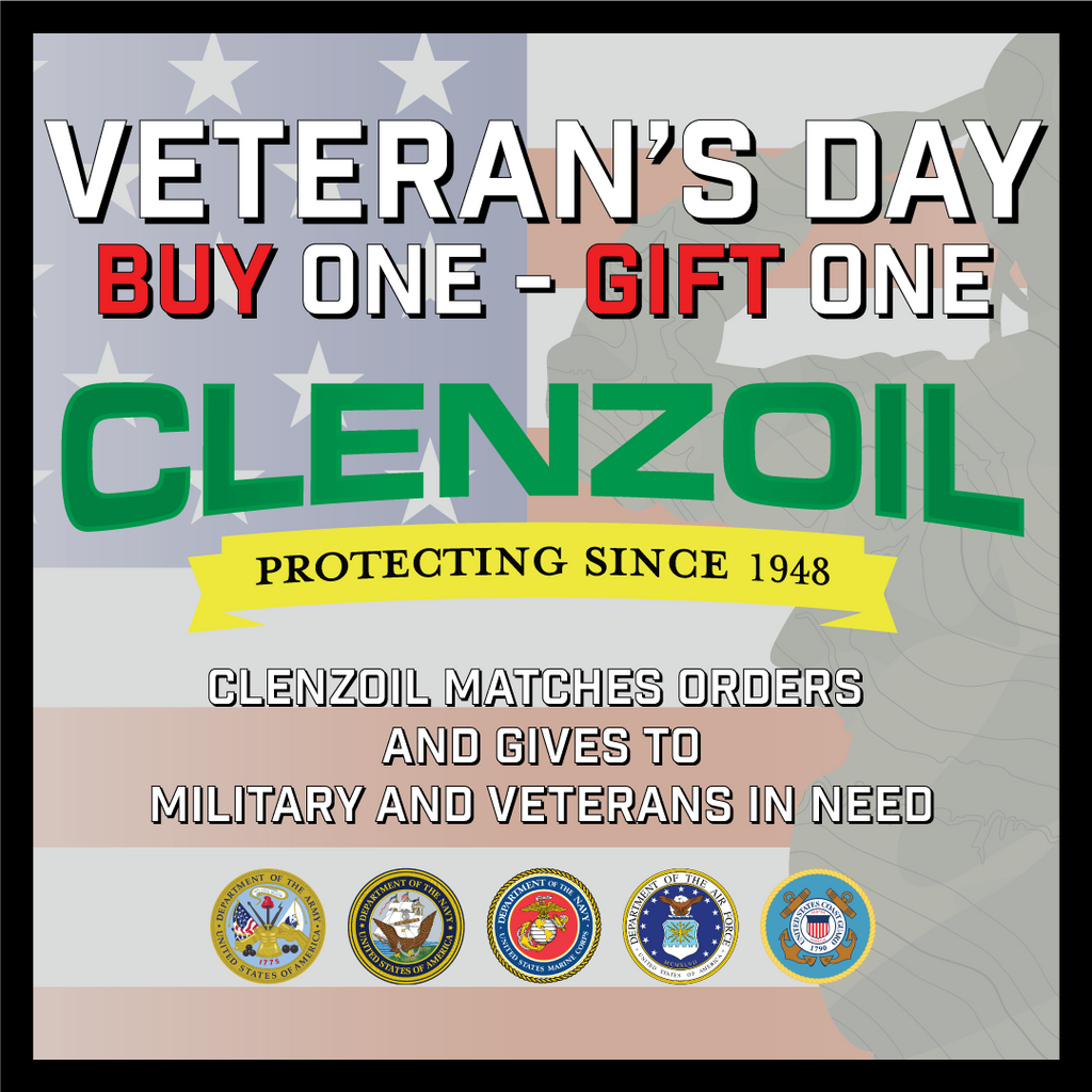 Veteran's Day Buy One - Gift One