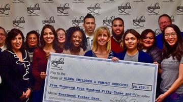 Loubier Gourmet selects Aldea Children & Family Services