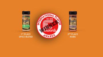 International Flavor Award Winner!