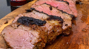 How to Cook a Perfect BBQ Tri-Tip Steak