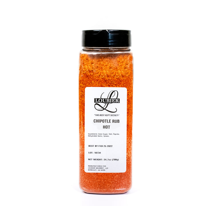Chipotle Seasoning Hot Food Service