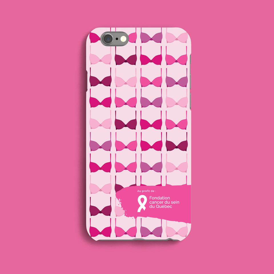 Quebec Breast Cancer Foundation / Braws