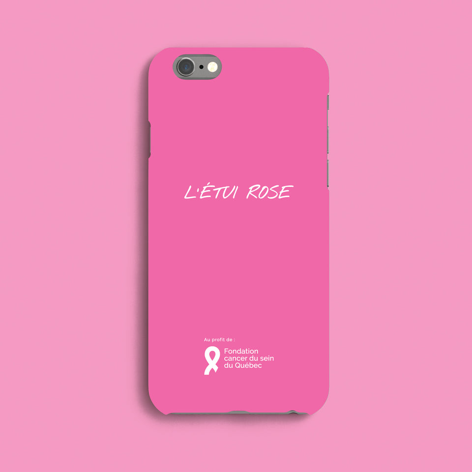 Quebec Breast Cancer Foundation / PINK