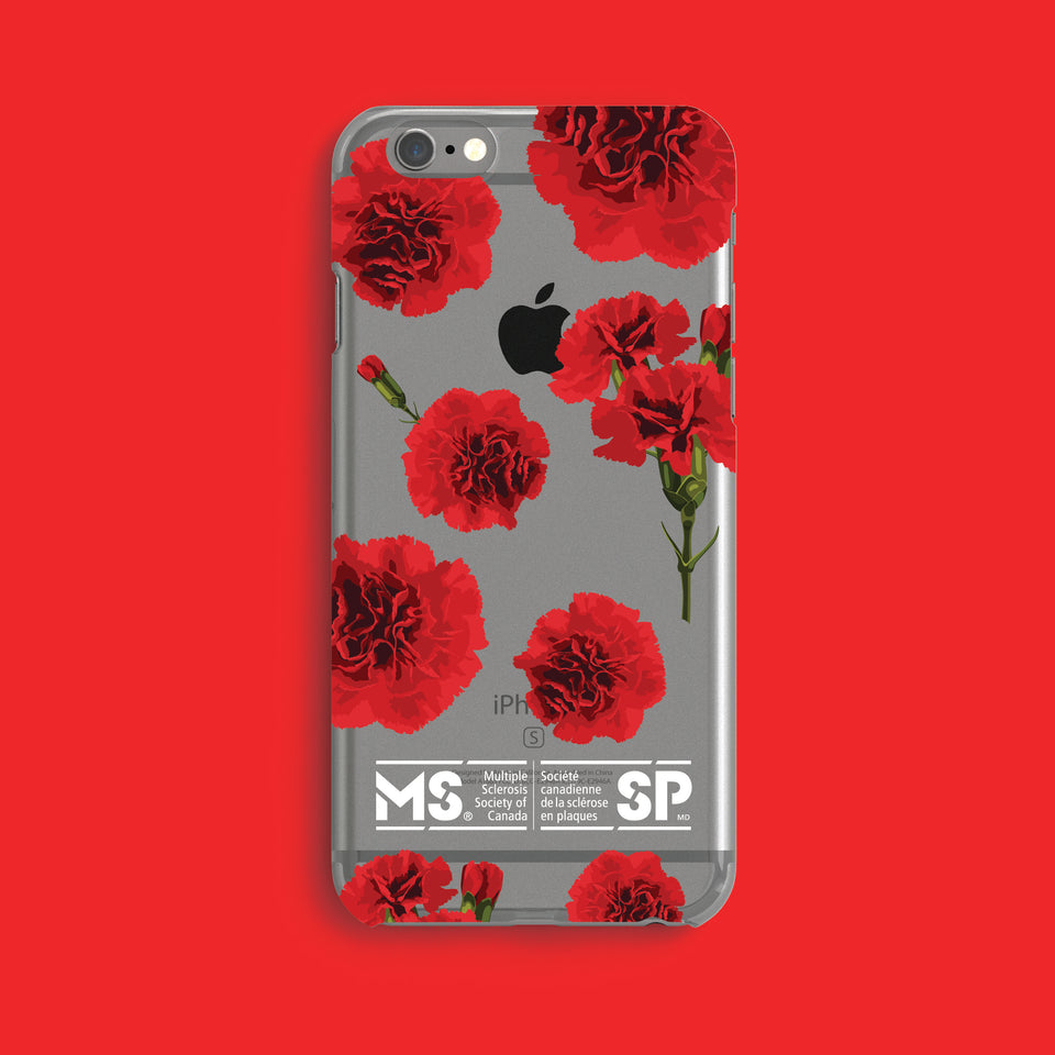 The Multiple Sclerosis Society of Canada / Carnations