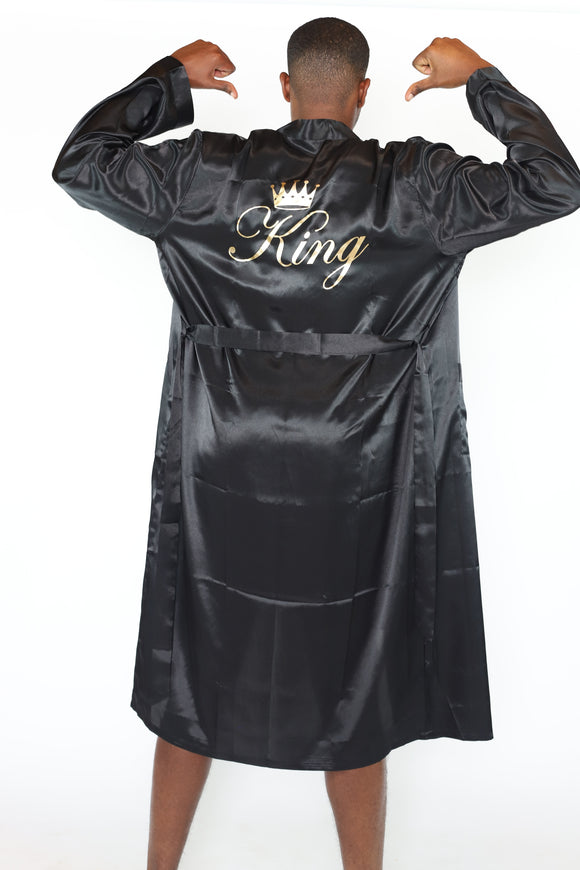 King Me Customize Robes