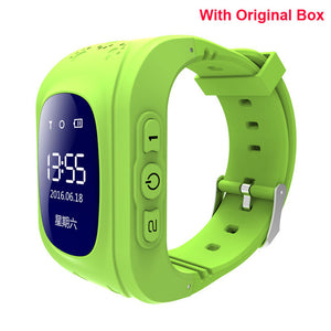 Smart Kid GPS Watch SOS - NEW