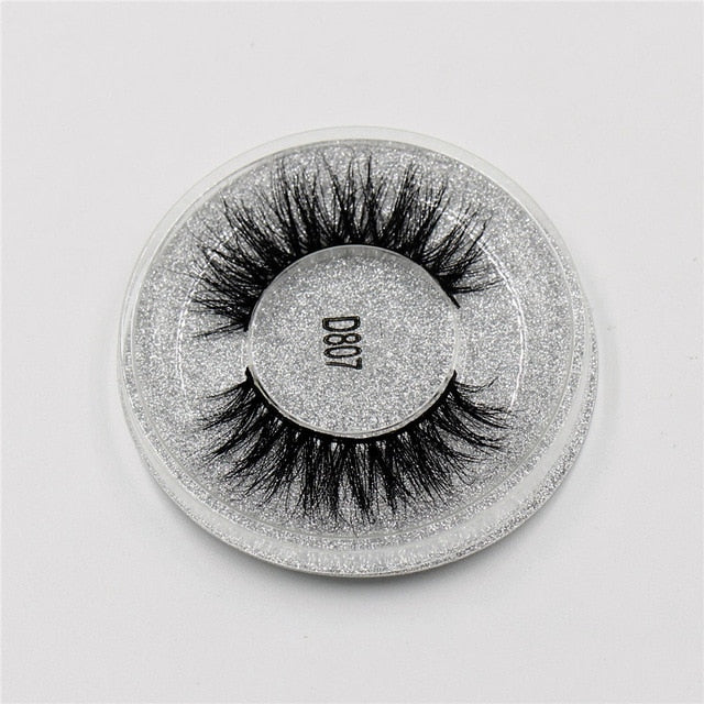 The Bold and Beautiful Mink Lashes