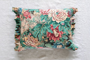 Florals and foliage 55cm x 35cm with frill + other sizes