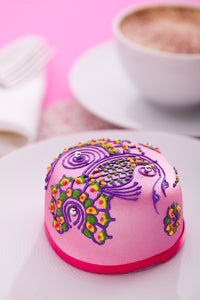 Luxury Hand Decorated Cake