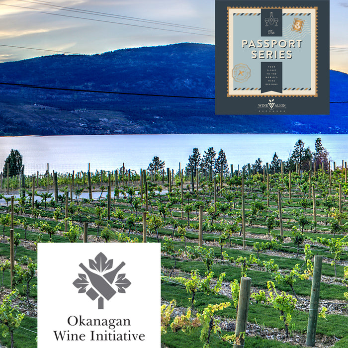 Passport to the Okanagan - WineAlign Mixed Case Offer