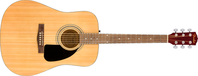 Fender FA-115 Dreadnought Pack, Natural, Walnut Fingerboard