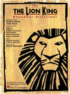THE LION KING BROADWAY SELECTIONS EASY PIANO