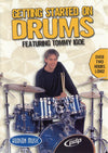 GETTING STARTED ON DRUMS DVD