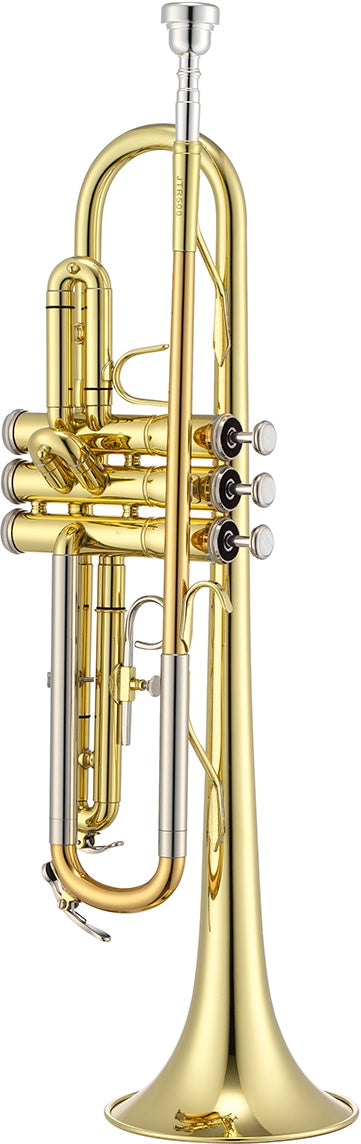 Jupiter JTR500 Trumpet (New#408L)