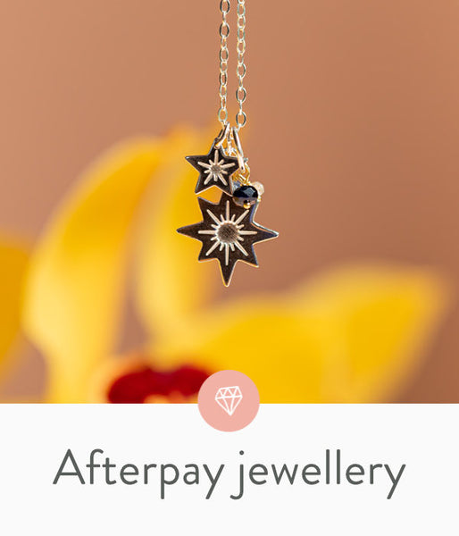 Shop for jewellery with Afterpay in Australia