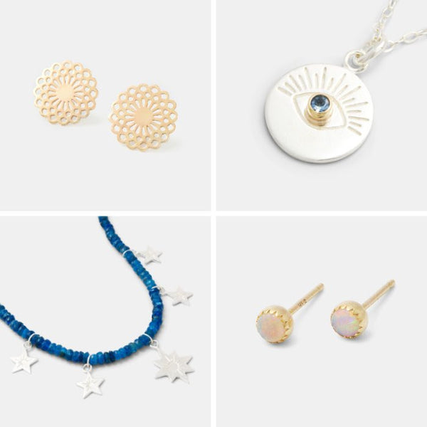 Australian jewellers: silver necklaces and more